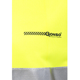 Gonso Signal Weste geel
